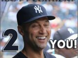 Sports Birthday Memes Happy Birthday D J My New York Yankees Pinterest