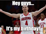 Sports Birthday Memes Memes for Mcconnell the Birthday Boy Arizona Wildcats
