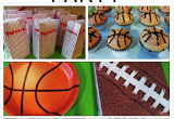 Sports themed Birthday Party Decorations 10 Ideas for A Sports themed Party the Diy Lighthouse