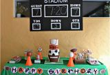 Sports themed Birthday Party Decorations Best 25 Sports Birthday Parties Ideas On Pinterest