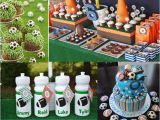 Sports themed Birthday Party Decorations Guest Post 15 Thrilled theme Party for 18th Birthday Punch
