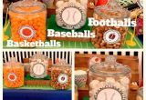 Sports themed Birthday Party Decorations Nataliekmudd All Star Sports Birthday Party