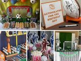 Sports themed Birthday Party Decorations Sports Party Ideas Boys Party Ideas at Birthday In A Box