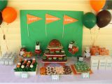 Sports themed Birthday Party Decorations Sports themed Children 39 S Rooms and Parties