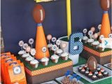 Sports themed Birthday Party Decorations the Best Sports Birthdays 15 Party Ideas Tip Junkie
