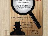 Spy Birthday Party Invitation Template Free Birthday Party Secret Agent Invitations Spy Birthday