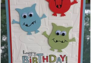 Stampin Up Childrens Birthday Cards 1000 Ideas About Kids On Pinterest