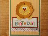 Stampin Up Childrens Birthday Cards Stampin Up Cards Birthday Children Google Search