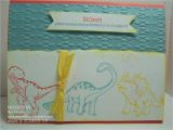 Stampin Up Childrens Birthday Cards Stamping with Bev Kids Birthday Card with Stampin 39 Up