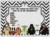Star Wars Birthday Invitation Template 35 Best Images About Fiesta Star Wars Star Wars Party