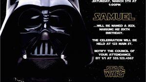 Star Wars Birthday Invitation Template Free Star Wars Birthday Party Invitations Templates Free