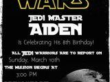 Star Wars Birthday Invitation Wording 1000 Images About Star Wars Birthday On Pinterest Star