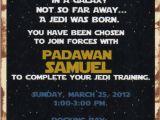 Star Wars Birthday Invitation Wording Another Babin Creation Star Wars Birthday Invitation