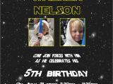 Star Wars Birthday Invitation Wording Star Wars Birthday Invitations Wording Free Invitation