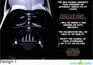 Star Wars Birthday Invitations Online Best 25 Star Wars Invitations