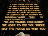 Star Wars Birthday Invitations Templates Free Free Printable Star Wars Birthday Invitations Kids B Day