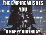 Star Wars Birthday Memes Birthday Quotes Pix for Gt Happy Birthday Star Wars Meme