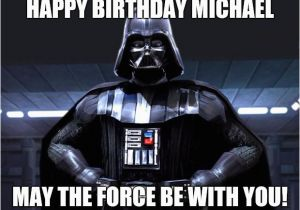 Star Wars Birthday Memes Disney Star Wars Imgflip