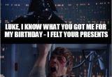 Star Wars Birthday Memes Star Wars Birthday Memes Wishesgreeting