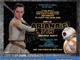 Star Wars Photo Birthday Invitations Ebay Birthday Invitations Best Party Ideas