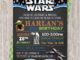 Star Wars Photo Birthday Invitations Free Star Wars Invitation to Print orderecigsjuice Info