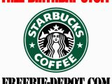 Starbucks.com Card Free Birthday Drink Birthday Freebie Starbucks Freebie Depot