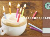 Starbucks.com Card Free Birthday Drink Starbucks Birthday Reward Redemption Time Shrinks to 4