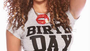 Starshell Birthday Girl Interscope Artist Starshell Urges Everyone to Join the