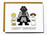 Starwars Birthday Card Happy Birthday Star Wars Quotes Quotesgram