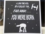 Starwars Birthday Card Star Wars Birthday Memes Wishesgreeting