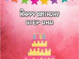 Step Dad Birthday Cards Birthday Wishes for Stepdad Stepfather Birthday Messages