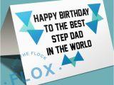 Step Dad Birthday Cards Step Dad Birthday Card Foto Bugil Bokep 2017
