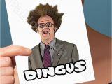 Steve Brule Birthday Card Birthday Card Steve Brule Dingus Adult Swim Funny
