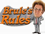 Steve Brule Birthday Card Quot Brule 39 S Rules Quot by Penguinlink Redbubble