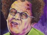 Steve Brule Birthday Card Zombie Dr Steve Brule Greeting Card for Sale by Michael