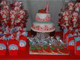 Strawberry Shortcake Birthday Party Decorations Gt sofia S Strawberry Shortcake Party Stixnpops Blog