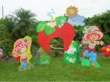 Strawberry Shortcake Birthday Party Decorations Party Supplies Decorations Best Baby Decoration