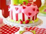 Strawberry Shortcake Birthday Party Decorations Shortcake24 Jpg