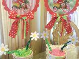 Strawberry Shortcake Birthday Party Decorations Vintage Strawberry Shortcake Birthday Party Ideas Photo