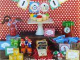 Super Mario Bros Birthday Decorations Let S Party Super Mario Brothers Party Ideas Tammy