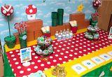 Super Mario Bros Birthday Decorations Super Mario Birthday Party Popsugar Moms