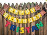 Super Mario Happy Birthday Banner Super Mario Happy Birthday Banner W by Sweetbannerofmine