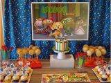Super why Birthday Decorations Super why Birthday Party Flickr Photo Sharing