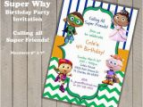 Super why Birthday Invitations 1000 Images About Max Super why Birthday Party On Pinterest
