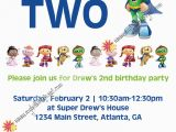 Super why Birthday Invitations 17 Best Images About Super why Party Ideas On Pinterest