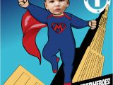 Superhero 1st Birthday Invitations 15 Awesome First Birthday Party Invitations the soiree