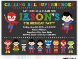 Superhero 1st Birthday Invitations Custom Listing for Shannon Etsy Superhero Birthday