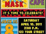Superhero Birthday Invitation Wording Superhero Birthday Invitations Templates