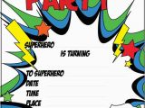 Superhero Birthday Invitations Free Pin by the Party Website On Kids Party Ideas Pinterest