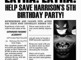 Superhero Newspaper Birthday Invitations Superhero Newspaper Invitation Template Google Search